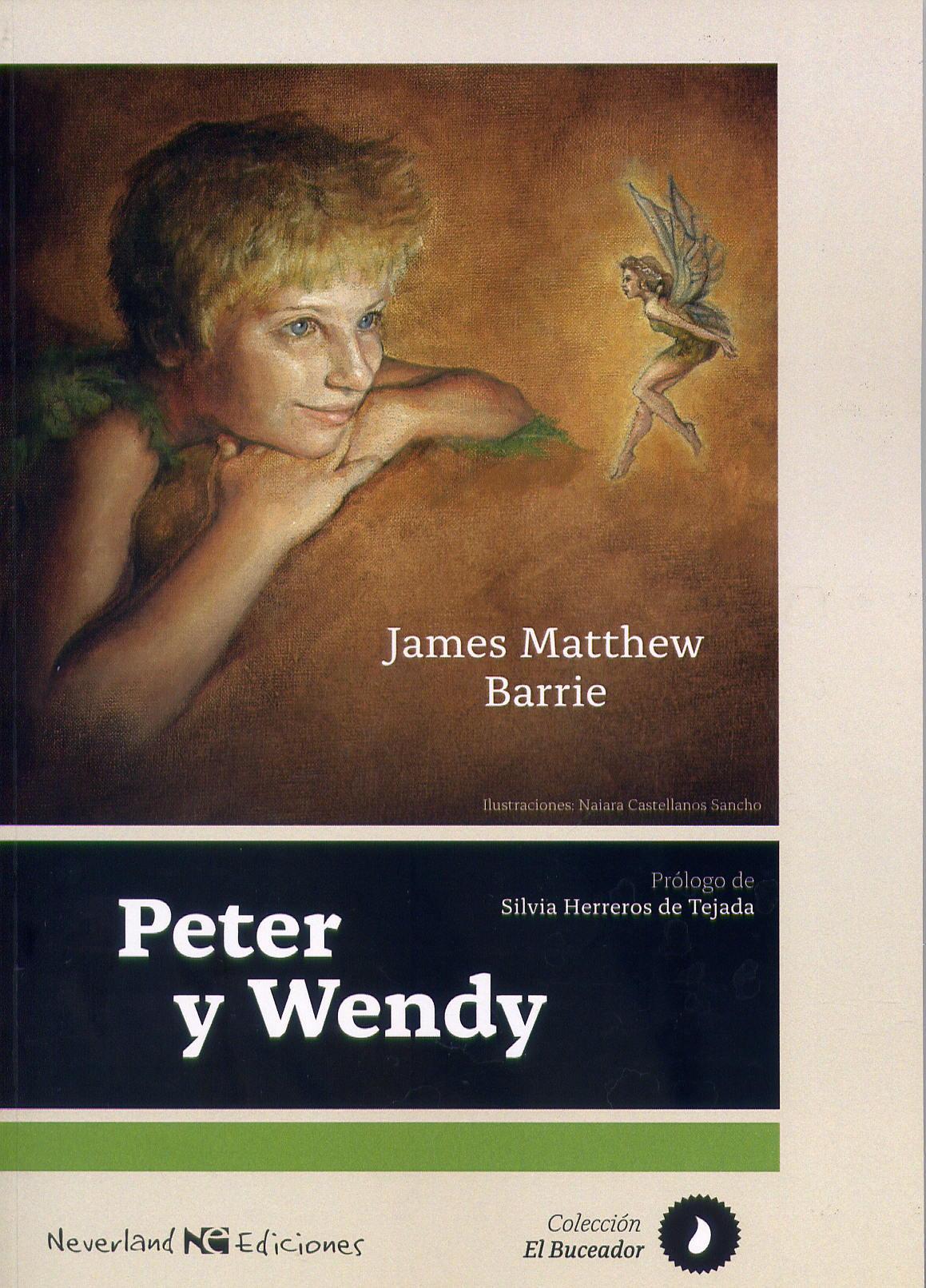 Peter y Wendy, J.M. Barrie